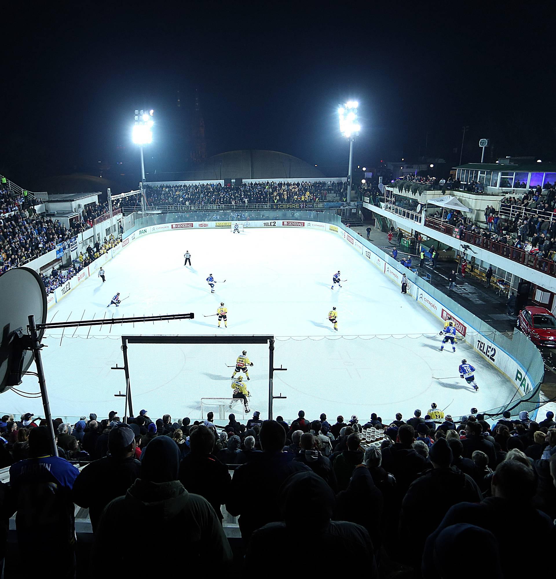 Medveščak osigurao play-off u Ebelu; Winter Classic otkazan