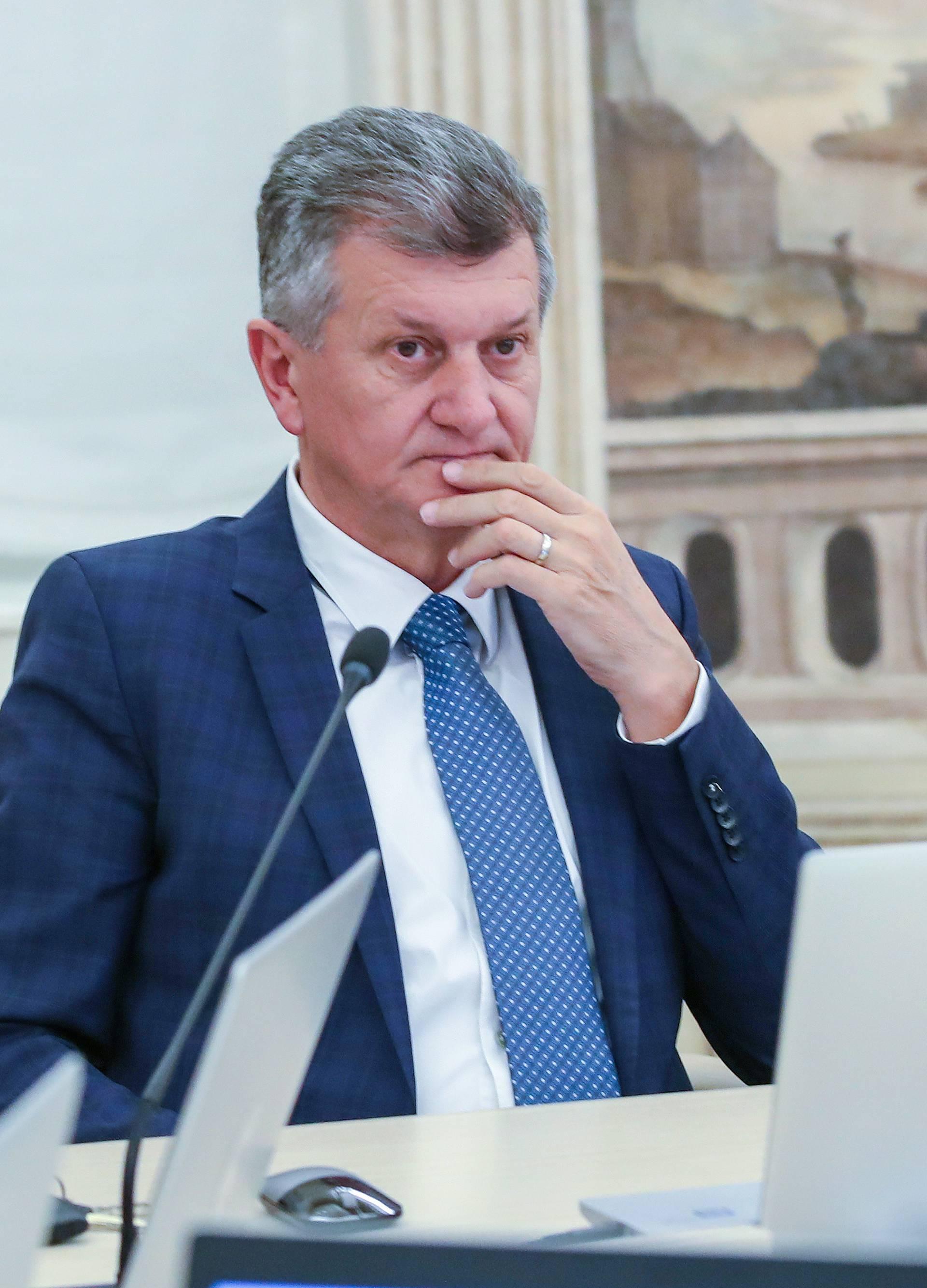 Kujundžić na sastanku EP-a, predstavio prioritete zdravstva