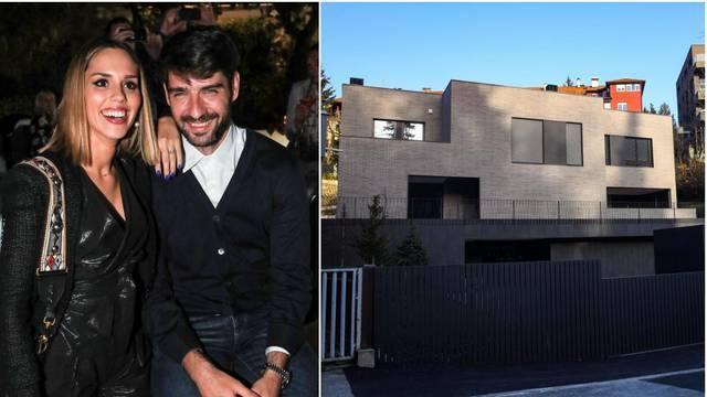 Franka i Vedran uselili su u novu vilu: Dom na Britancu ima tri etaže, a vrijedi 15 milijuna kuna