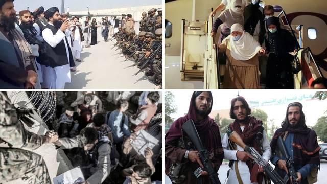 Hrvat: 'Molim vas, spasite obitelj moje supruge iz Kabula'