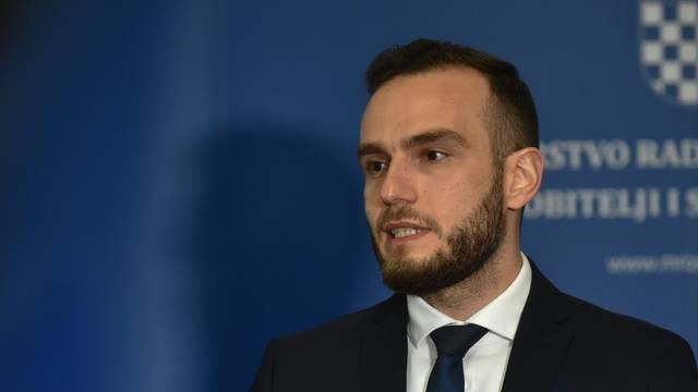Zagreb: Izjave nakon sastanka s ministra Aladrovića sa izaslanicima komore socijalnih radnika