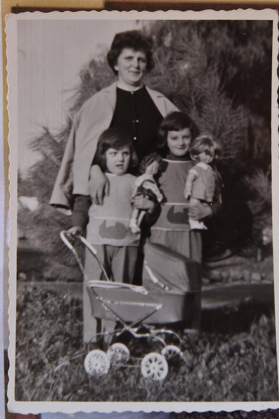 Našao curice iz Pule nakon 56 godina: 'Mi smo sestre sa slike'