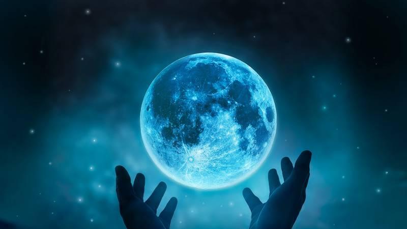 Sablasno: Na Noć vještica cijeli svijet obasjat će Plavi Mjesec