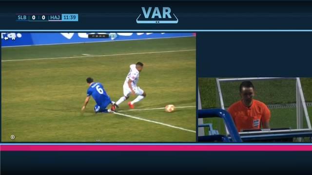 Gospodo, ubrzajte se! Četiri minute gledali penal za Hajduk