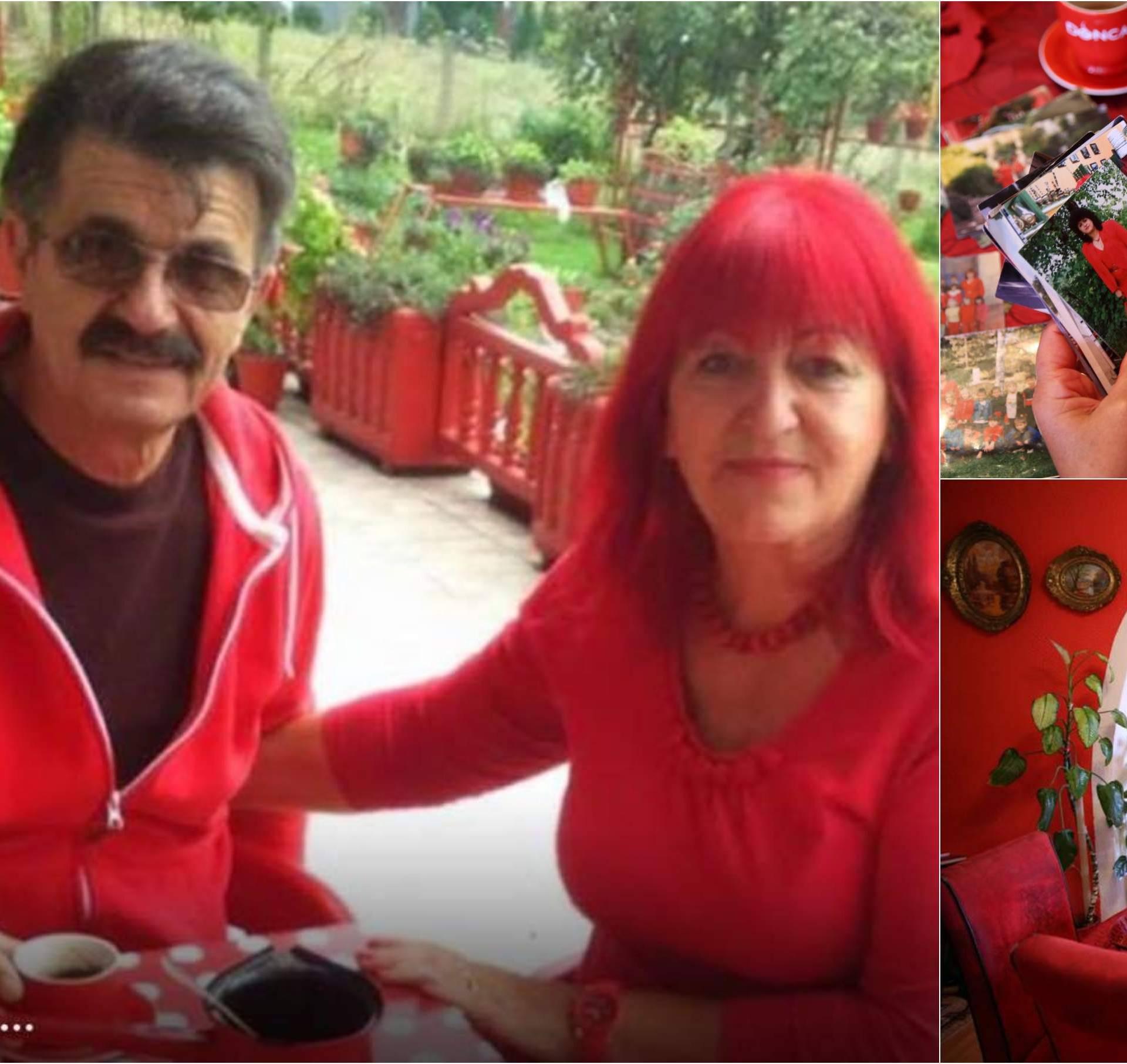 I muža odijeva u crveno: 'Ako prije umrem, znaš dress code'