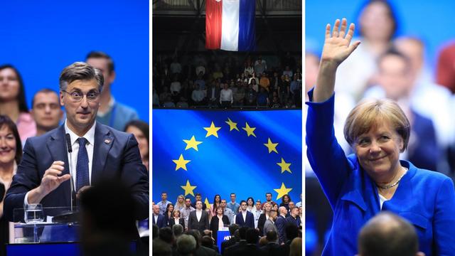Merkel i Weber: 'Nacionalizam je neprijatelj, želi uništiti EU'