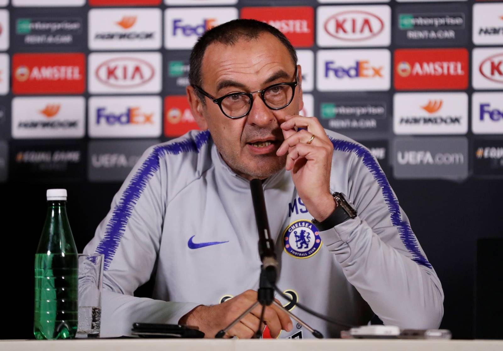 Europa League - Chelsea Media Day