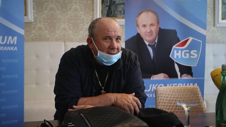 Kerum prebolio koronu i kreće u novu trku za Split: 'Mene narod hoće, nemam ja konkurencije'