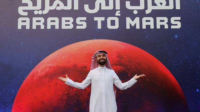 UAE's Hope Probe reaches Mars orbit