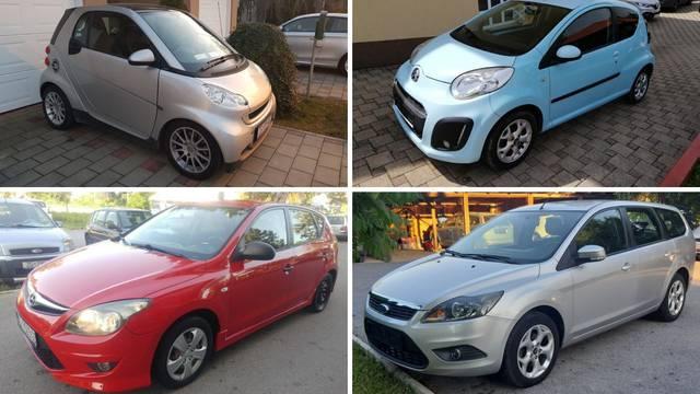 Ovo su sjajni auti koje možete kupiti za manje od 5000 eura