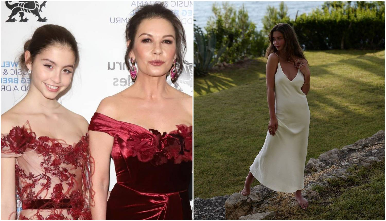 Zeta-Jones pokazala kćer Carys (17): 'Predivna si, ista mama'