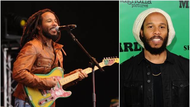 Sin Boba Marleyja: 'Prvi joint sam zapalio sa samo 9 godina'