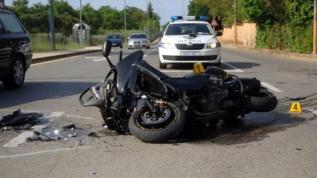 Pijani motorist sletio je s ceste: Imao je 2,2 promila  u krvi
