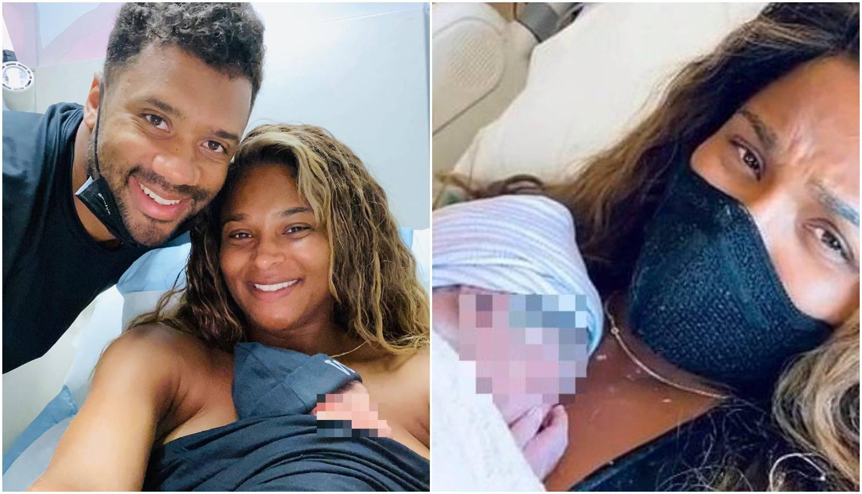 Na svijet im stigao sinčić: Ciara i Russell Wilson dobili su dijete
