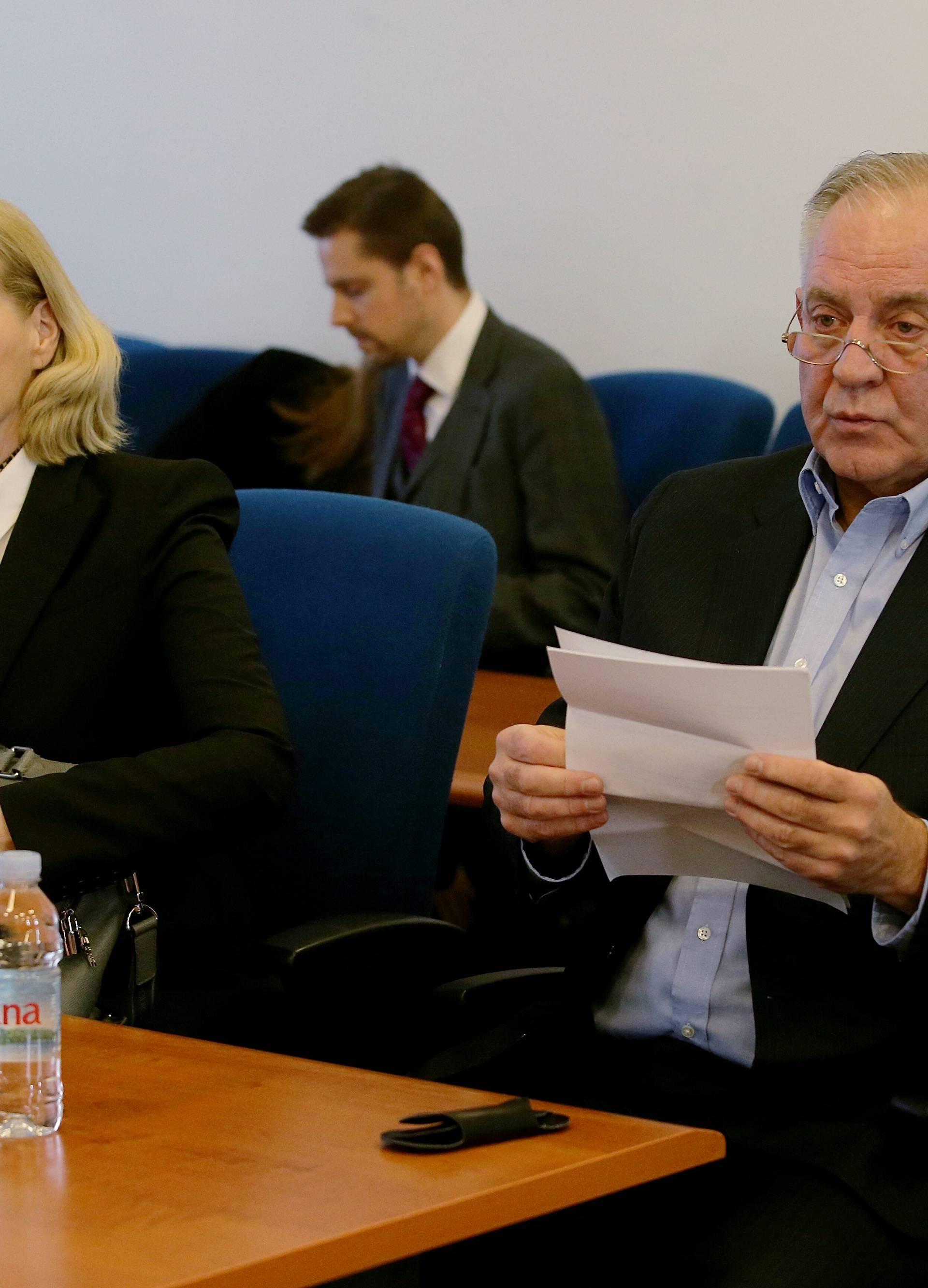 Zagreb: Nastavljeno suđenje Ivi Sanaderu za aferu INA-MOL