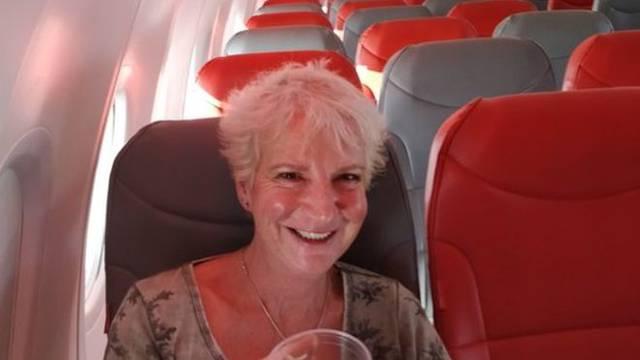 'Hrvatska vam je lijevo': Bila je jedina putnica u zrakoplovu...