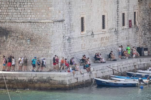 Dubrovnik: Gužva u staroj jezgri dokaz je dobre popunjenosti gradskih kapaciteta