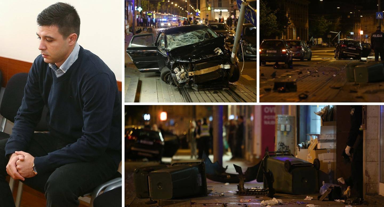 Pijan divljao cestom pa pogazio pješake: Žao mi je te obitelji...
