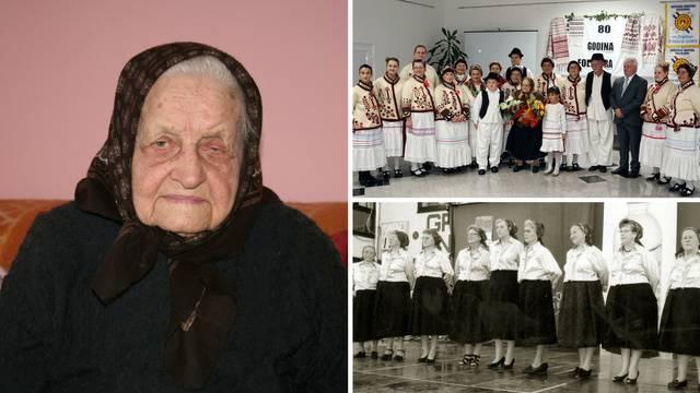 Baka Ana (91): One stihove iz 1936. i dan danas rado pjevam