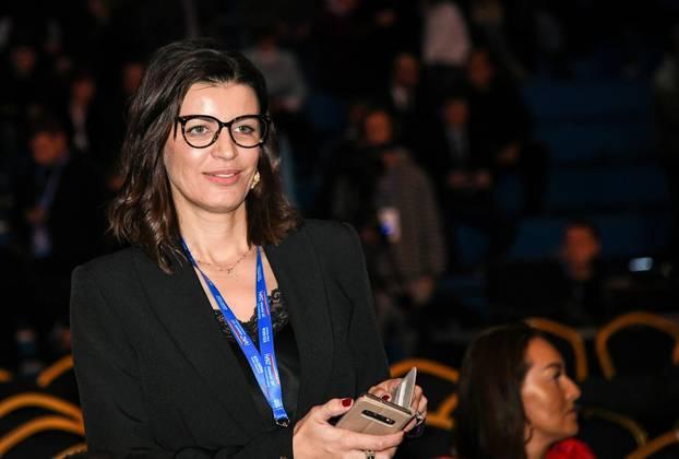 Zagreb: Završni predizborni skup predsjedničke kandidatkinje Kolinde Grabar-Kitarović
