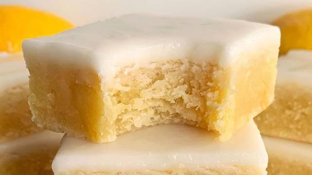 Za vruće dane: Pripremite fini i osvježavajući kolač od limuna