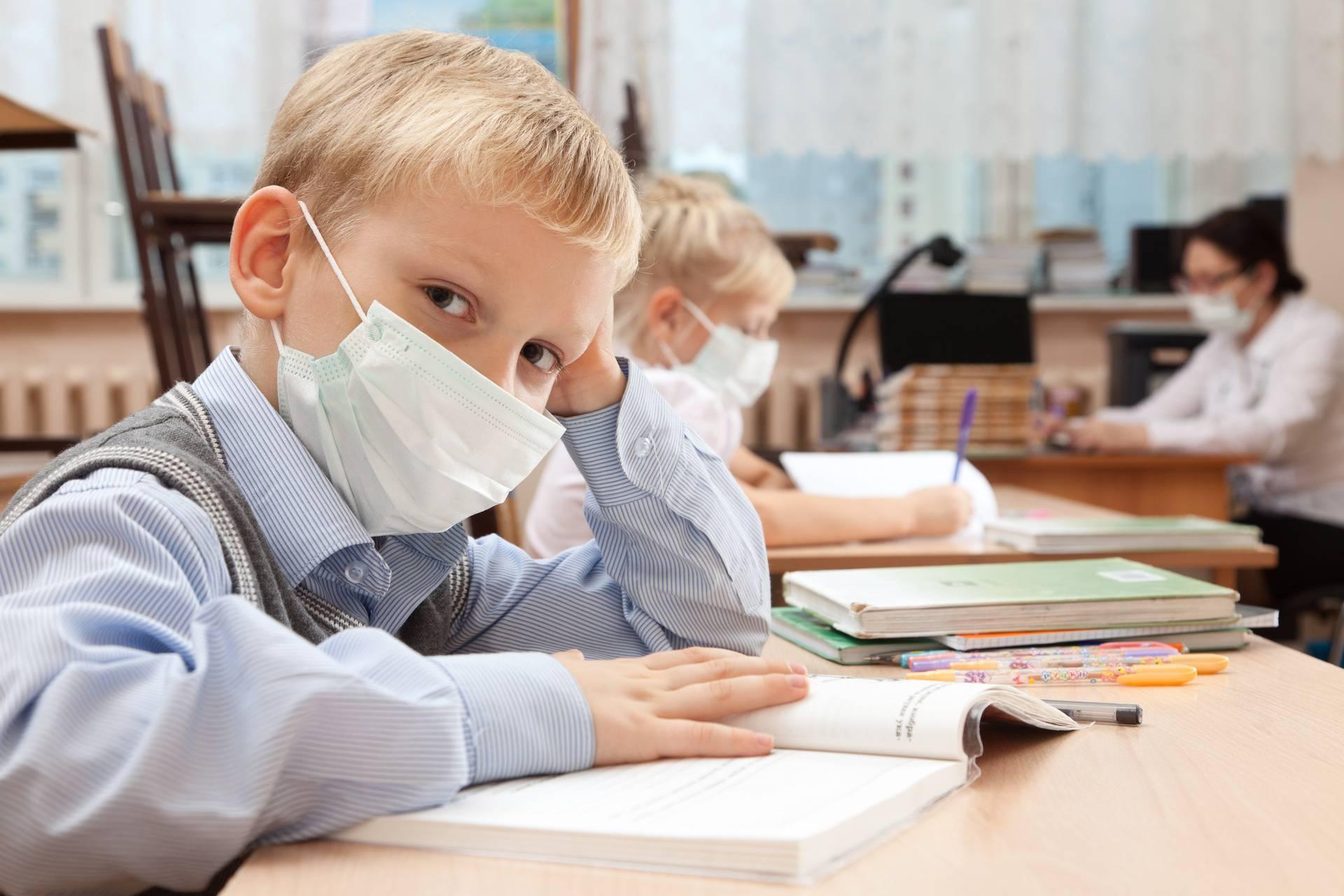 Škole uvode maske i za male, Ivana Pavić Šimetin: To nismo preporučili, ne trebaju im
