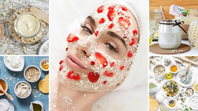 Osam maski za lice sa zobenom kašom: Za najčešće probleme s kožom - bore, mitisere, mrlje...