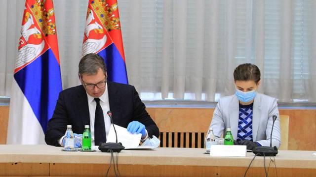 Vučić: Novi mandat za Brnabić, u Vladi mora biti 50 posto žena