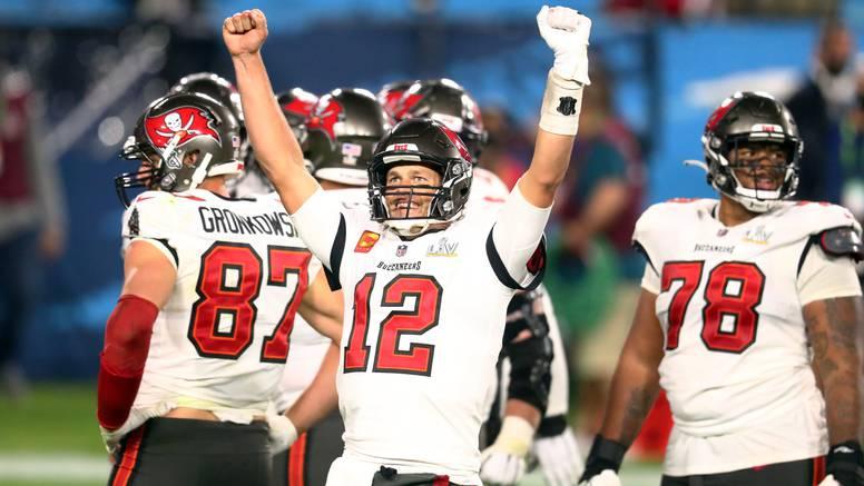 Brady je osvojio sedmi prsten! Chiefsi su bili baš nemoćni...