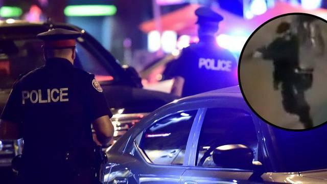 Izašao na ulicu i zapucao po ljudima: Najmanje dvoje mrtvih