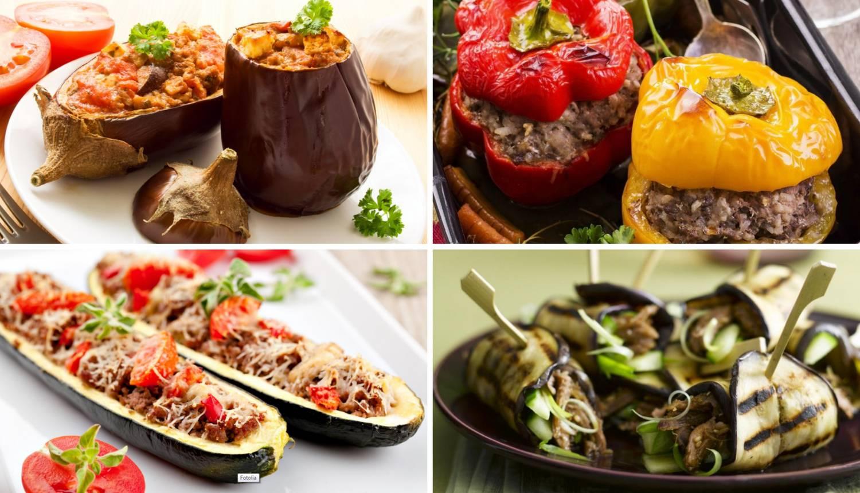 Genijalne ideje za zdravi ručak: Punjeno povrće na 10 načina