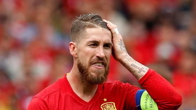 FILE PHOTO: Spain v Czech Republic - EURO 2016 - Group D