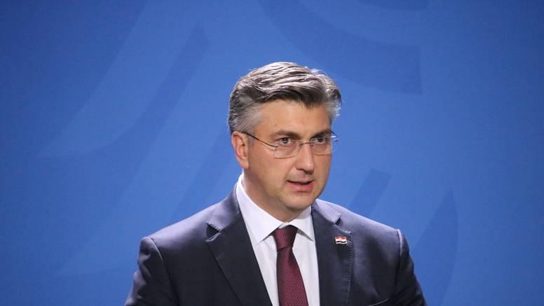 Plenković: Fokus predsjedanja bit će na jugoistoku  Europe