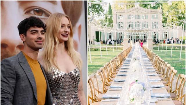 Svadba u Francuskoj: 'Sansa' i Joe Jonas opet će pred oltar...