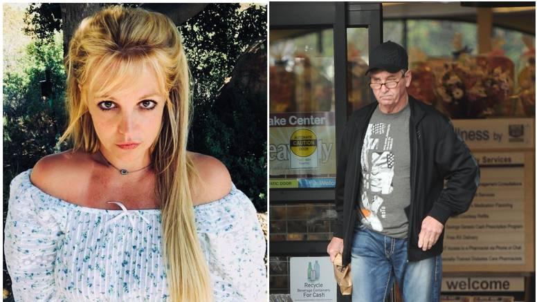 Tata Britney Spears: Razmišljao sam da ponovno pošaljem kćerku u mentalnu instituciju