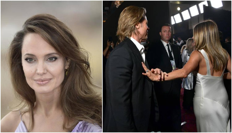 'Angelina je bijesna, ali ne zbog Jen nego zbog Bradove izjave'