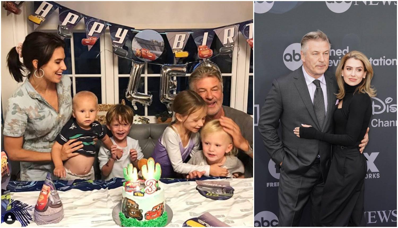 Slavlje u obitelji: Alec Baldwin i supruga čekaju peto dijete...