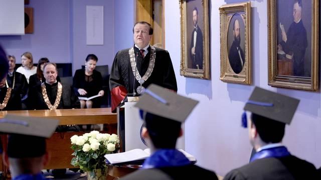 Zagreb: Svečana promocija 18 novih doktora znanosti
