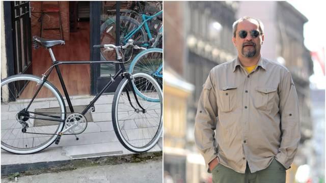 Šovagović traži svoj bicikl: 'Ima staro zvonce, to me najviše boli'
