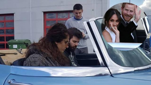 Princeza Kate od Odžaka sjela u Jaguar prije Meghan Markle
