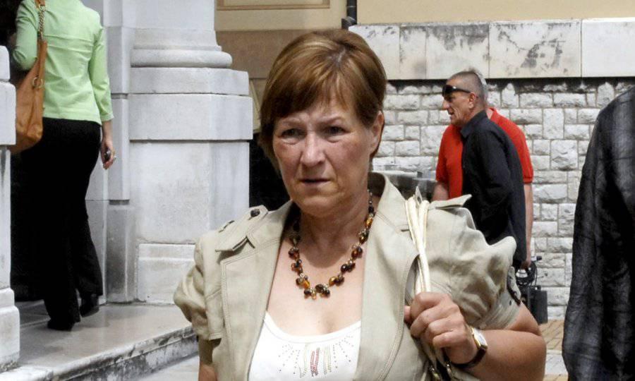 Davorka Smoković, osuđena za pomaganje organiziranom kriminalu je na Škorinoj listi