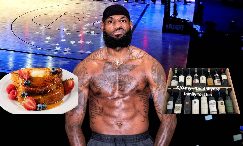 Kraljev režim: Za doručak pojede pet tostova sa sirupom, a na tijelo troši više od milijun $
