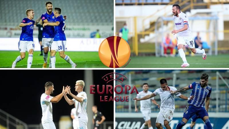 Dinamo, Hajduk i Lokomotiva nositelji, Rijeka na Tottenham?