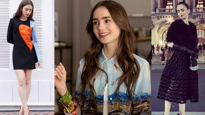 'Emily in Paris' kostimi: Slavna Patricia Field odijeva novu ikonu romantike i ženstvenosti