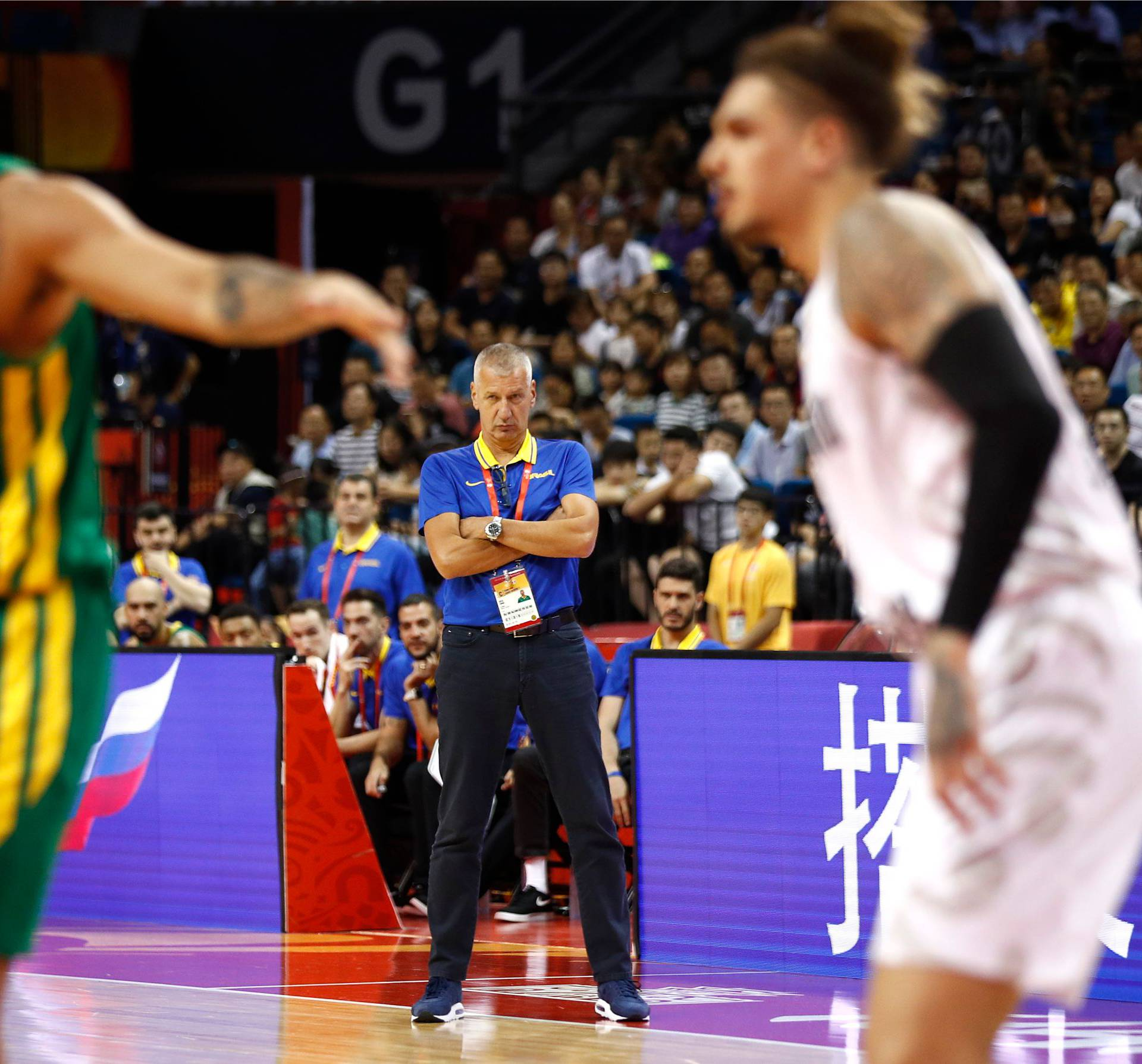 Aco Petrović dobio s Brazilom, Australci pobijedili Kanađane