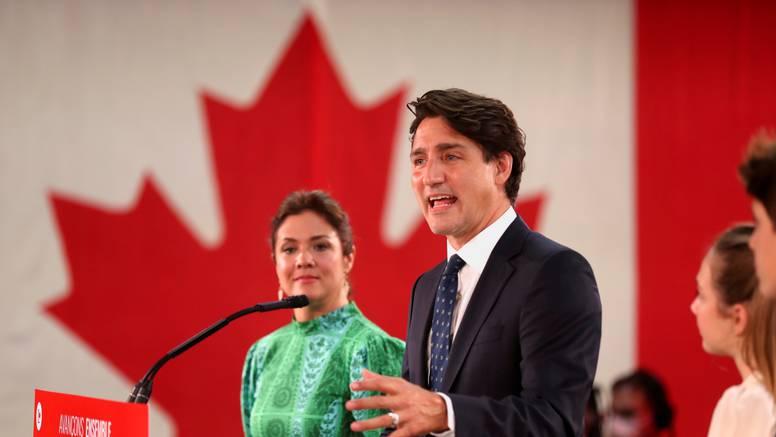 Trudeau pobijedio u Kanadi, manjinska vlada ostaje