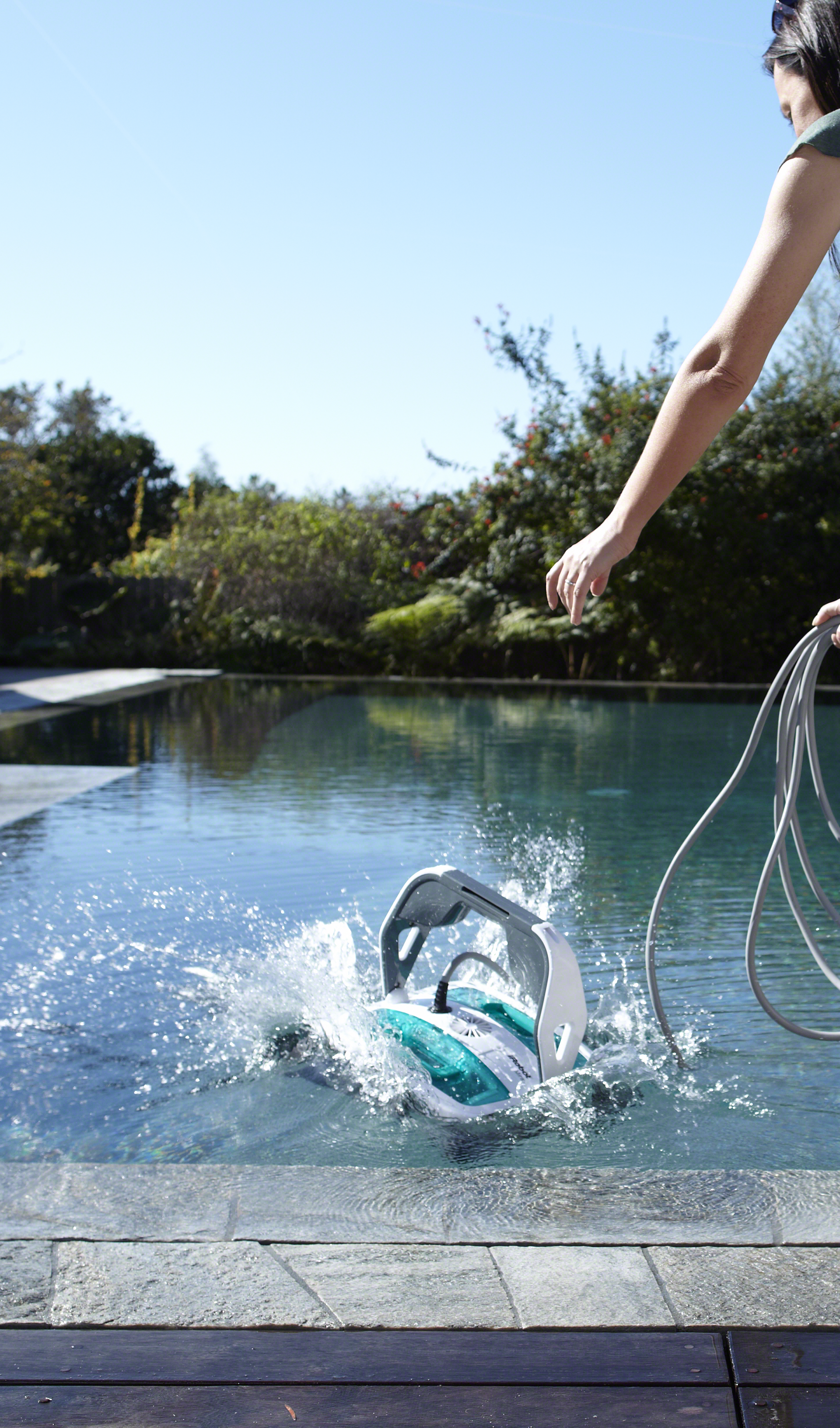 Najlakši način čišćenja bazena – MIRRA 530