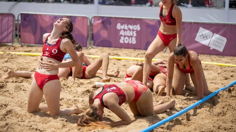 Hrvatice bez zlata, Argentinke su ipak bile prejake u finalu...