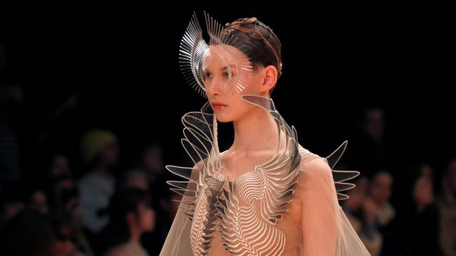 Iris van Herpen Haute Couture Spring/Summer 2020 collection