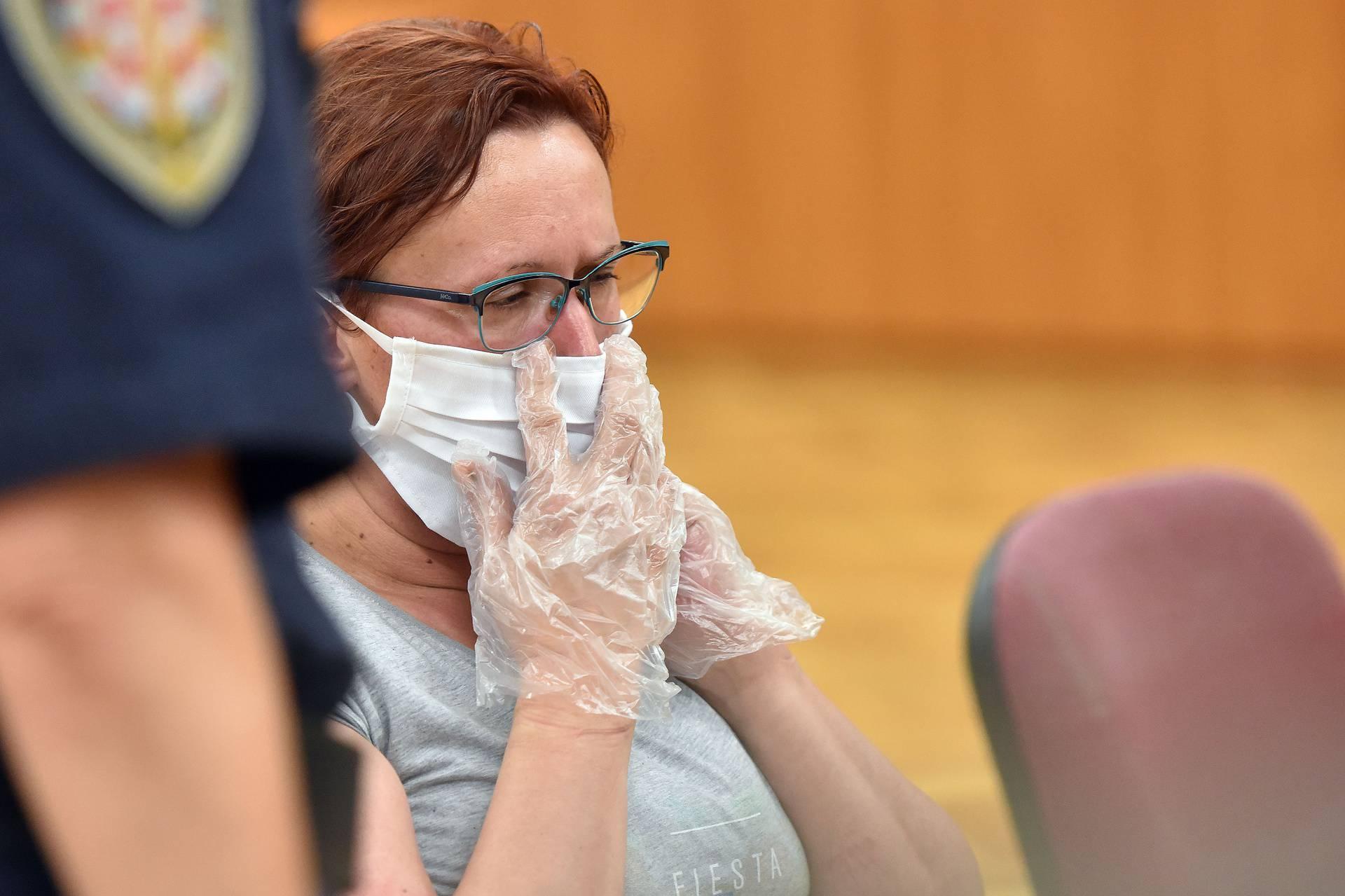 Varaždin: Smiljana Srnec osuđena na 15 godina za ubojstvo sestre Jasmine Dominić